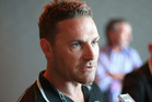 Captain and batsman Brendon McCullum. Photo / Getty Images