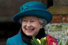 Having the Queen as our head of state has gone out of fashion.  Photo / AP