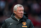 Sir Alex Ferguson. Photo / AP