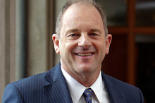 Labour Party leader, David Shearer, got the time he needs to stamp his mark on the country. Photo / Getty Images