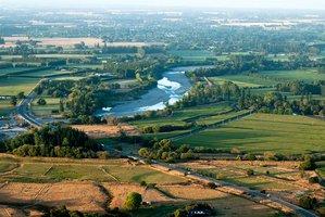 The Waiohine River. File photo / Geoff Walker
