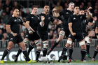 36 players put on the All Blacks jersey in 2012. Photo / Richard Robinson