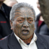 Maori activist Tame Iti speaks at Te Tii Marae. Photo / Natalie Slade