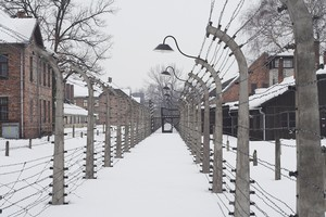 Six million people, mainly Jewish, were murdered in death camps like the Auschwitz concentration camp. Photo / Thinkstock