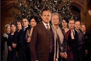 Downton Abbey's Christmas Special is out now on DVD. Photo / Supplied