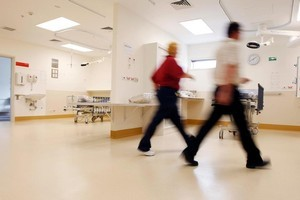 The efficiency of our current practices, particularly in our public hospitals, needs to be increased. File photo / NZ Herald
