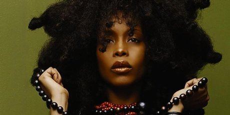 Erykah Badu takes up many causes in her music. Photo / Supplied