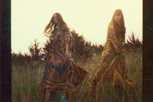 Album cover for The Lion's Roar by First Aid Kit. Photo / Supplied