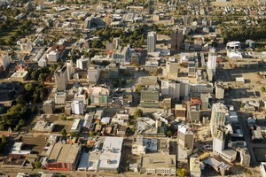 Christchurch rebuild plans have been deemed unworkable by developers. Photo / Geoff Sloan