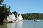 Whangateau Harbour, Matakana. Photo / Supplied
