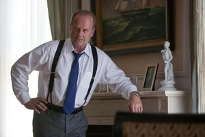 Kelsey Grammer's performance as a ruthless mayor earned him an Emmy. Photo / AP