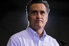 Republican candidate Mitt Romney's critics say he lacks the common touch.  Picture / AP