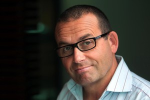 Paul Henry doesn't mind if the Aussies don't like him. Photo / Doug Sherring