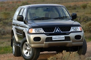 Mitsubishi Challenger.Photo / Supplied