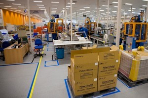 Fisher & Paykel Healthcare has renewed a distribution agreement. Photo / Dean Purcell