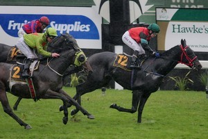 Don't forget track place-getter Magic Power for the fourth leg of the Pick6 at Waipa today. Photo / APN.