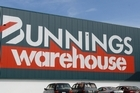 Bunnings Warehouse will open 5 more stores this year. Photo / NZPA