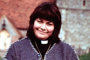 Dawn French in the Vicar of Dibley. File photo / supplied