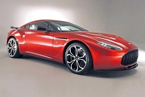 The V12 Zagato. Photo / Supplied