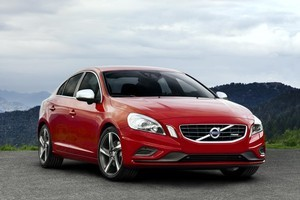 Volvo S60 T5 R-Design. Photo / Supplied