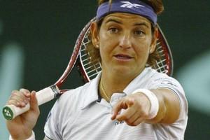 Arantxa Sanchez-Vicario. Photo / Getty Images