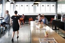Atomic Cafe in Kingsland. Photo / Natalie Slade