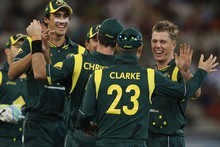Australia win series opener