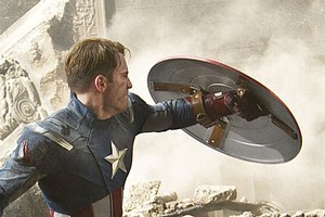 A scene from Marvel's The Avengers. Photo / Supplied