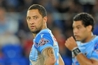 Benji Marshall in action during the NRL All Stars game. Photo / Getty Images