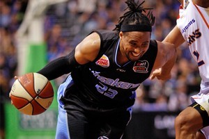 CJ Bruton joined the Breakers in 2008. Photo / Sarah Ivey
