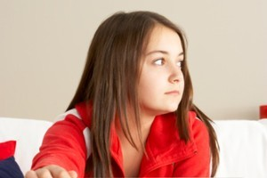 The study found that 28 per cent of children aged 11 to 16 had experience cyber bullying. Photo / Thinkstock