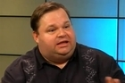 Mike Daisey, an Apple fan, is on a mission to highlight the plight of Apple workers in China. Photo / Supplied