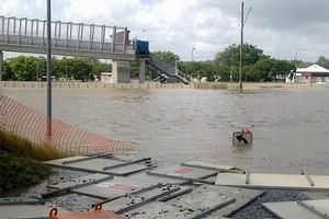 Queensland flooding. Photo / Supplied