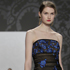 The Tadashi Shoji Fall 2012 collection is modelled during Fashion Week in New York. Photo / AP