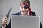 The threat of internet piracy on corporate interests has seen the proposal of major restrictions on internet use. Shutting down this great democratic force of society could have major implications says Chris Barton. Photo / Thinkstock