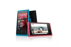 Nokia is pinning its hopes on Windows Phone-powered smartphones like the Lumia. Photo / Supplied