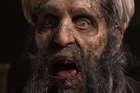 The zombie version of Osama bin Laden appears in Osombie. Photo / YouTube
