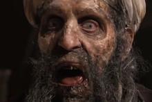 The zombie version of Osama bin Laden appears in Osombie. Photo / YouTube