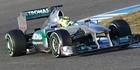 Motorsport: Merc tops F1 test, but Lotus team to beat