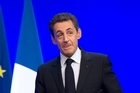 French President Nicolas Sarkozy. Photo / AP
