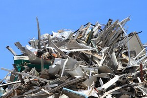 The injured man was believed to be an employee of Scrapman. Photo / Thinkstock