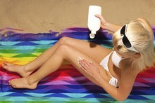Now what you slop on your body in the sun will have a sun protection factor of at least 50+. Photo / Thinkstock