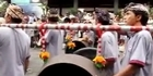 Watch: Indonesia: Joining a Balinese funeral procession