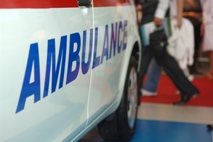 Paramedics took the injured man to Middlemore Hospital. Photo / Thinkstock.