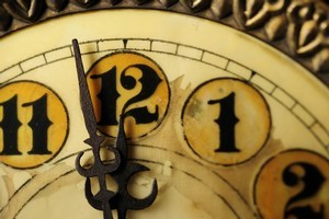 In the 70s guests knew the party was over well before the clock struck 12. Photo / Thinkstock