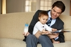 Hands-on dads are the family unit's unsung heros.