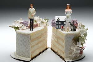 "A lesbian couple sabotaged the ""win a divorce"" competition promoted by radio station The Rock. Photo / Thinkstock"