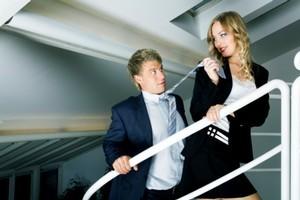 Third of Kiwis admit to a sexy office rendesvous. Photo / Thinkstock