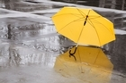 Hold on to your brolly - wild weather is on the way for the deep south. Photo / Thinkstock