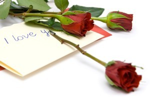 Writing a love letter is one of the most romantic gestures. Photo / Thinkstock